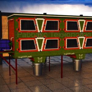 Конструкція «Раббітакс 8F»